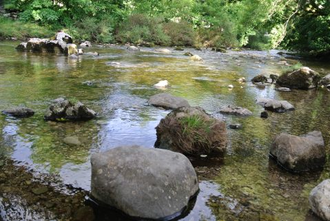 River Skirfare - Hawkswick